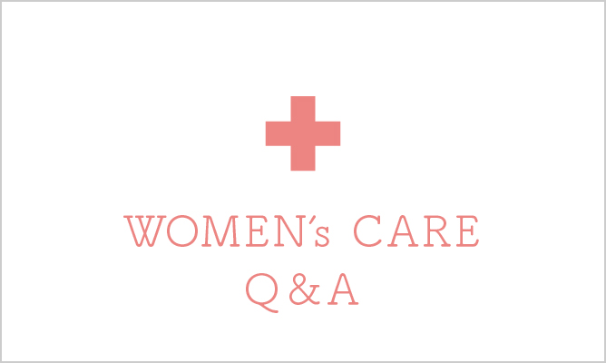 WOMEN's CARE Q&A